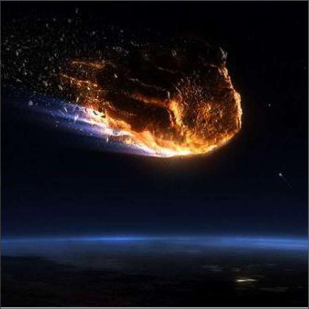 NASA рассказало о крупном взрыве метеора на Камчатке