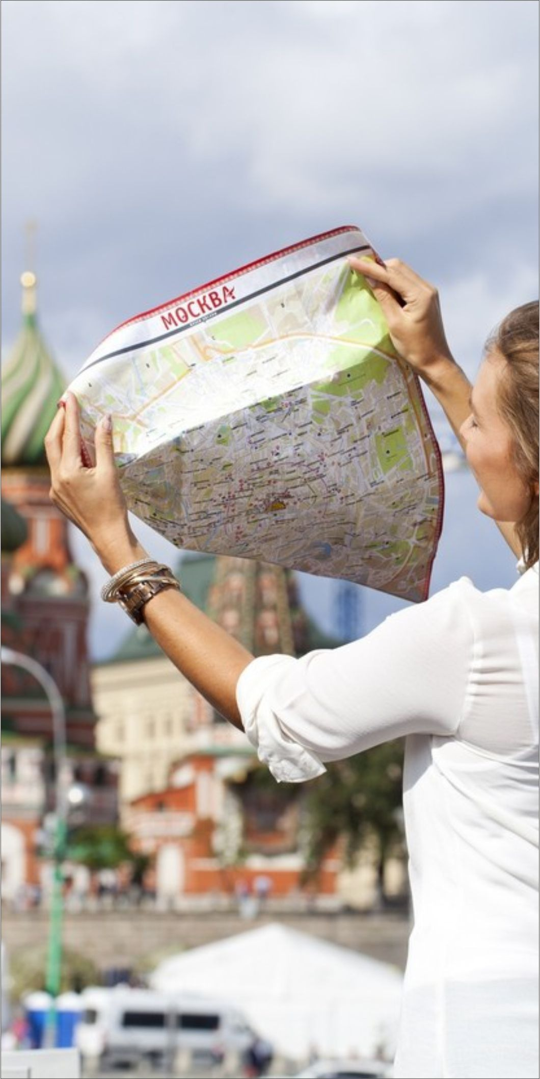 Исследование: у Москвы есть большой потенциал для развития туризма