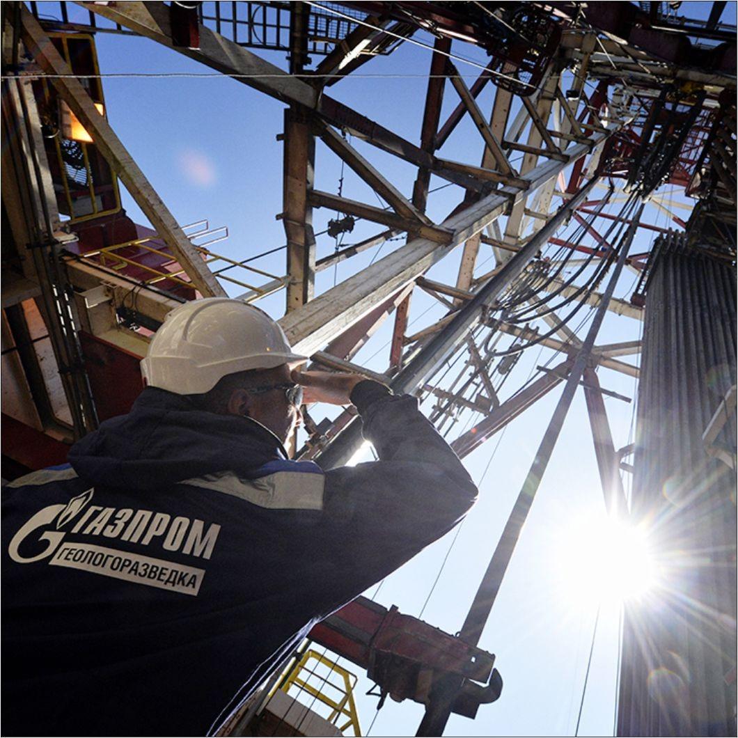 Реорганизация «Газпрома»